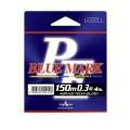 Шн Yamatoyo PE BLUE MARK 150m No. 2(25lb) FLUO YELLOW синяя маркировка через 5 м (шт.)
