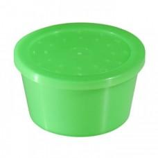 Коробка Plastica Panaro круглая для червя с крышкой