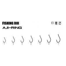 Крючки Fishing ROI aji-ring №1- 7 (М147)