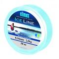 Леска зимняя Climax ICE-LINE, 50 m, серебристо-серая (шт.)