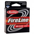 Шнур зимний  Berkley Fireline Micro Ice Smoke 0.06 mm 4.40 kg 46 m. (уп 6 шт) (шт.)